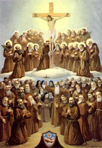 Capuchin Saints